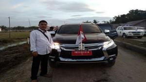 Rental Mobil Fortuner VRZ dan Pajero Lampung