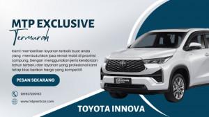 Rental Mobil Toyota Innova reborn Lampung